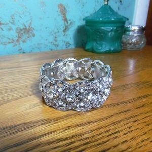 RMN  Rhinestone  Bracelet